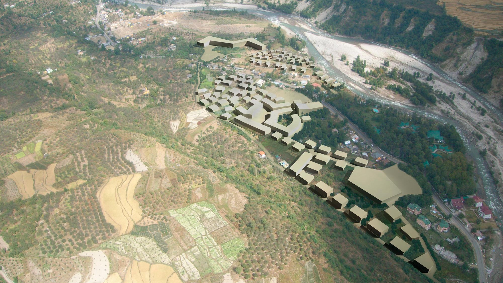 Top of India - Conceptual Masterplan