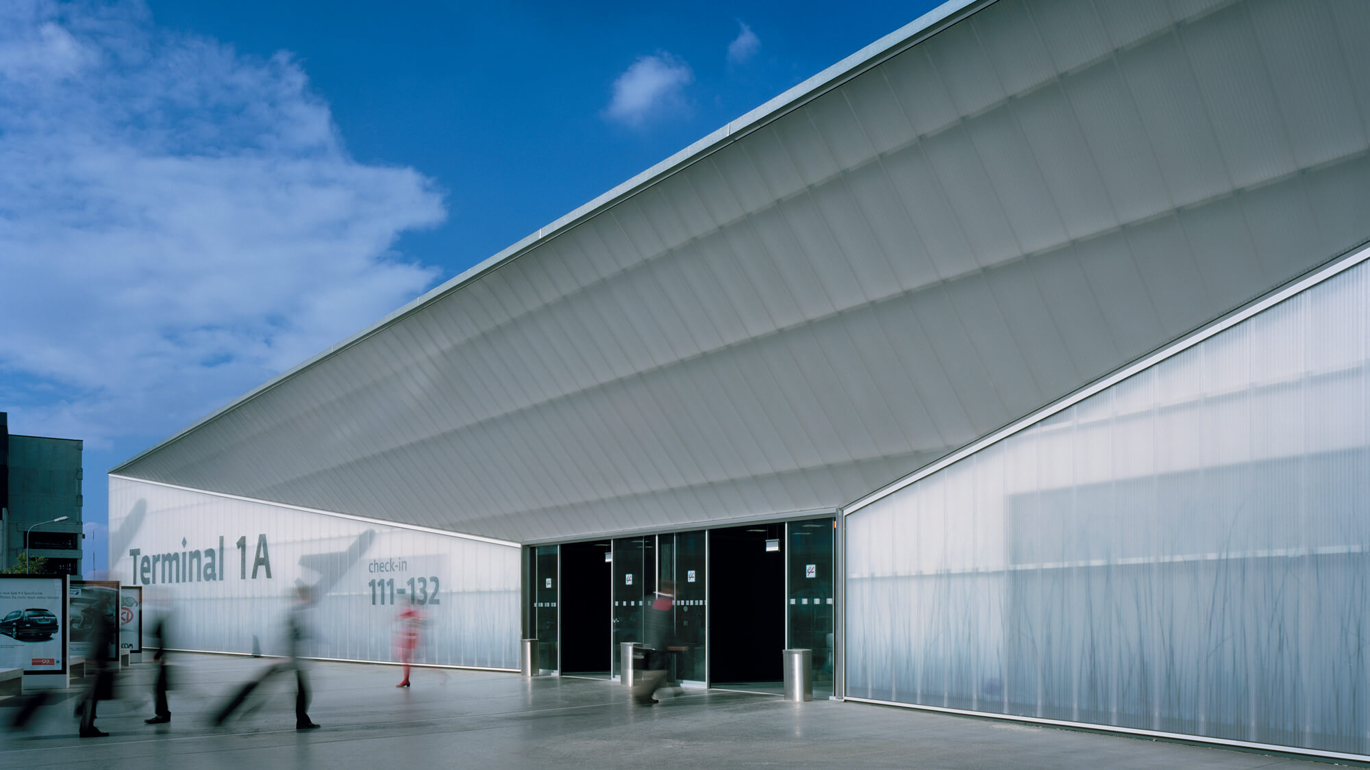 Terminal 1A - Flughafen Wien