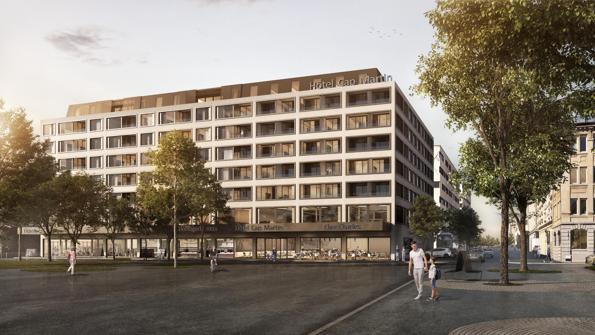 Projekt «Charles» - La Chaux-de-Fonds